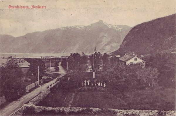 Øxendalsøren, Nordmøre