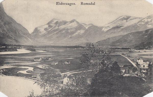 Eidsvaagen. Romsdal.