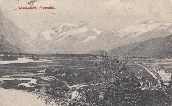 Eidsvaagen, Romsdal.