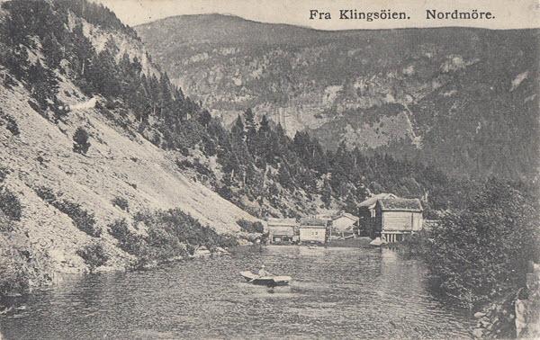 Fra Klingsöien. Nordmöre.