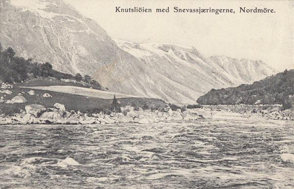 Knutsliöien med Snevassjæringerne, Nordmöre.