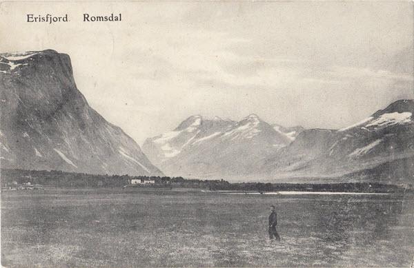 Erisfjord. Romsdal