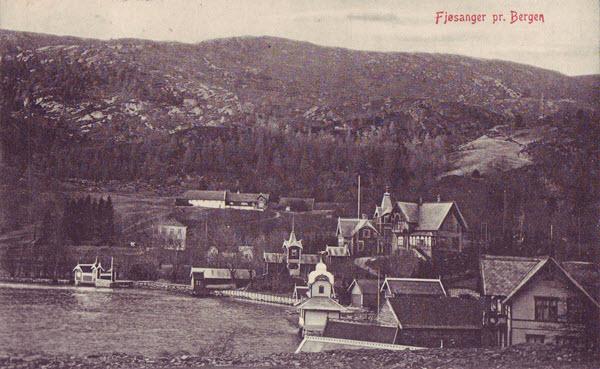 Fjøsanger pr. Bergen