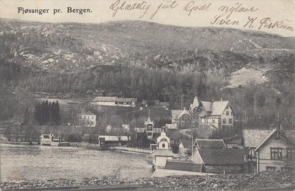 Fjøsanger pr. Bergen.