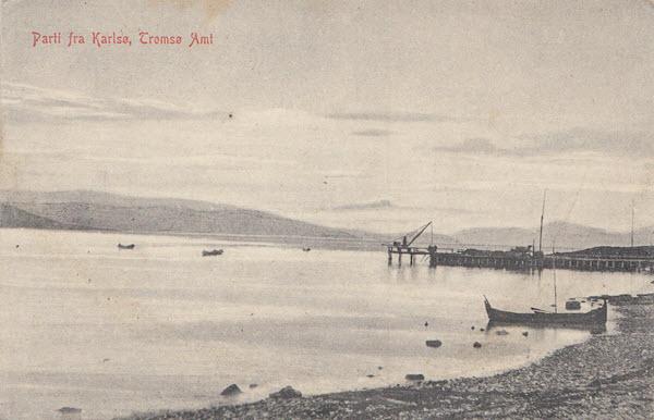 Parti fra Karlsø, Tromsø Amt