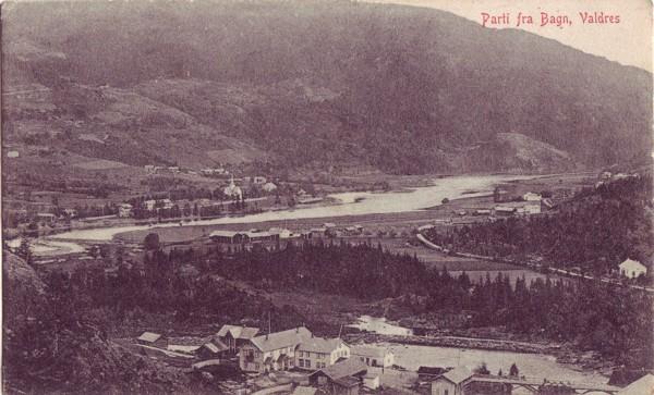Parti fra Bagn, Valdres