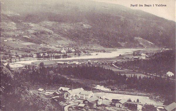 Parti fra Bagn i Valdres.