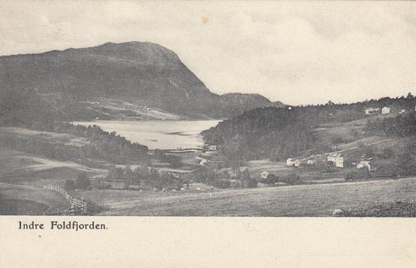Indre Foldfjorden.