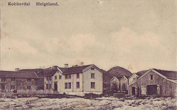 Kobberdal Helgeland.