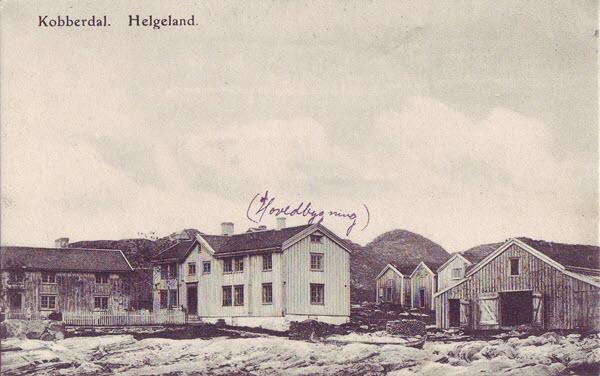 Kobberdal. Helgeland.