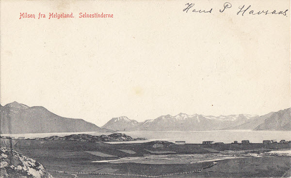 Hilsen fra Helgeland. Selnestinderne