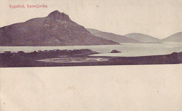 Kugløtind, Ranenfjorden