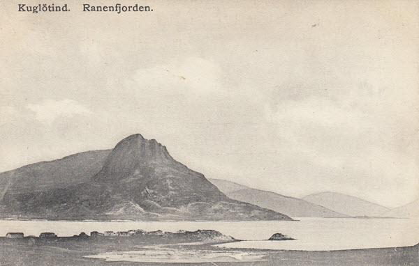 Kuglötind. Ranenfjorden.