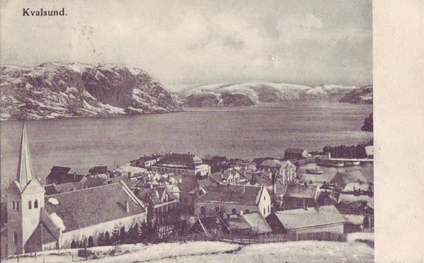 Kvalsund.