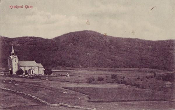 Kvæfjord Kirke