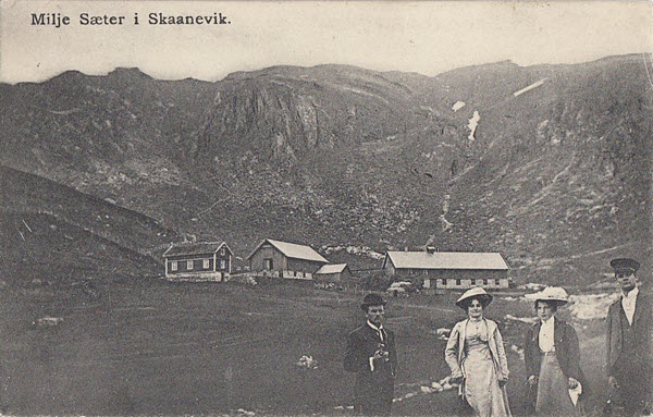 Milje Sæter i Skaanevik.