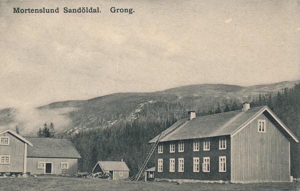Mortenslund, Sandöldal. Grong.