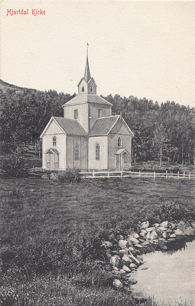Hjartdal Kirke