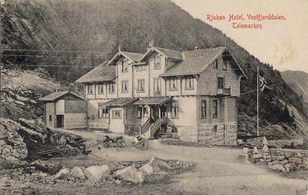 Rjuakn Hotel, Vestfjorddalen, Telemarken