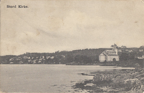Stord Kirke.