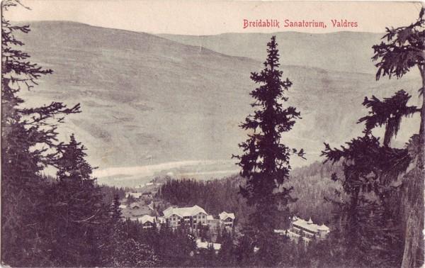 Breidablik Sanatorium, Valdres