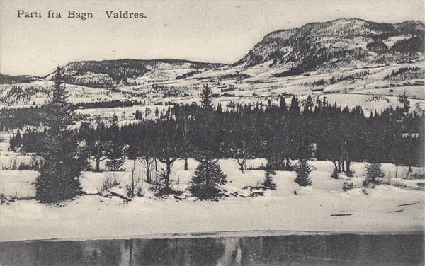 Parti fra Bagn Valdres.