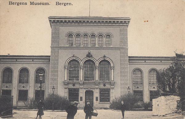 Bergens Museum. Bergen.