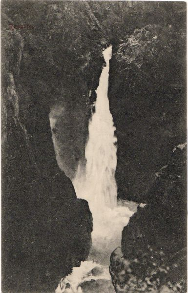 Rjukanfos.