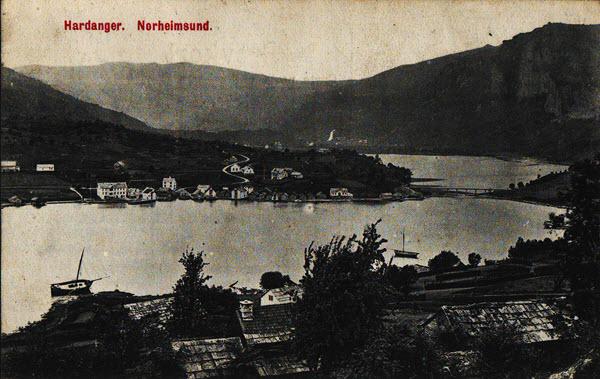 Hardanger. Norheimsund.