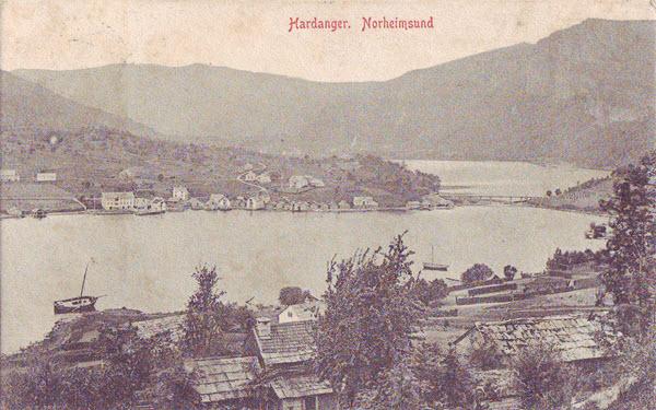 Hardanger. Norheimsund