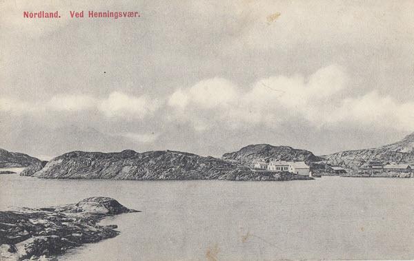 Nordland. Ved Henningsvær.