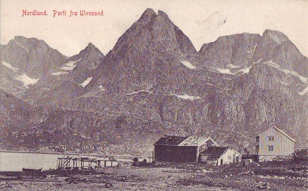 Nordland. Parti fra Ulvesund