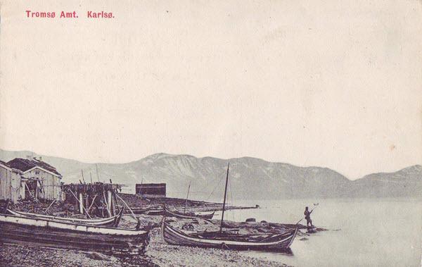 Tromsø Amt. Karlsø.