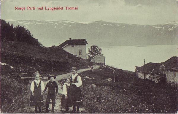 Norge Parti ved Lyngseidet Tromsö
