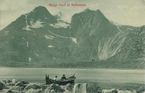Norge Partie af Raftsundet