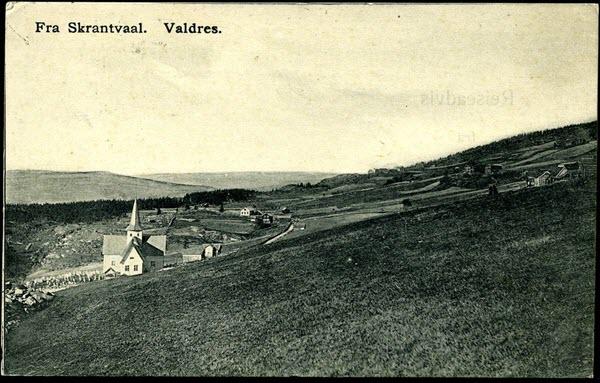 Fra Strantvaal. Valdres.