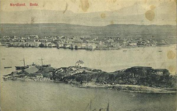 Nordland. Bodø
